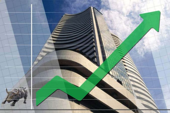 Sensex April session ends with huge gain in over 2 years