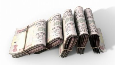 Indian Currency lowers to 64.45 against dollar