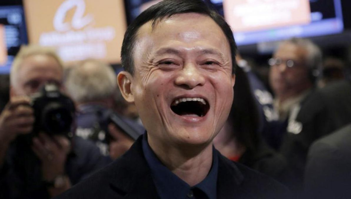 'Have SEX for six days, six times 'Jack Ma, China's richest man, urges employees to
