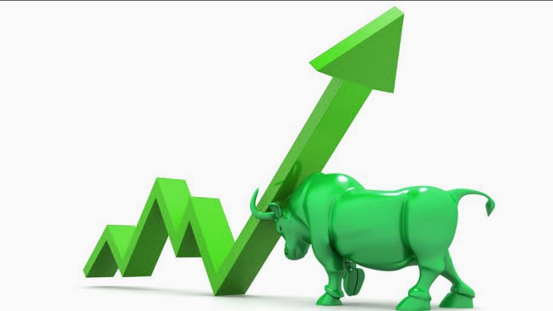 K'taka election results Live update: BSE Sensex rose over 350 points