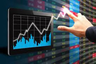 Sensex closes 290 pts lower, Nifty stood above 15,000; Top Stocks