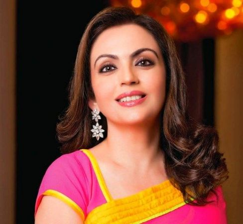 When Nita Ambani Stressed,  she adopts this special therapy
