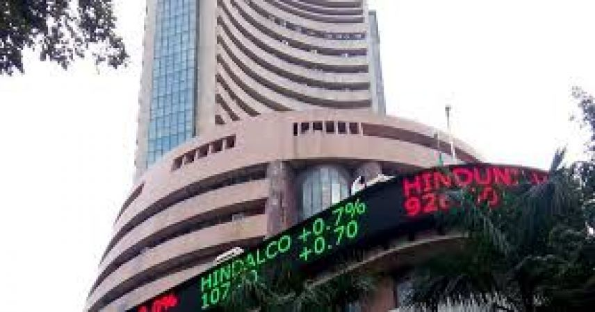 Sensex closes from 118 points up at 10478
