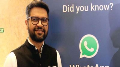 Whatsapp's chief Business Officer Neeraj Arora quits