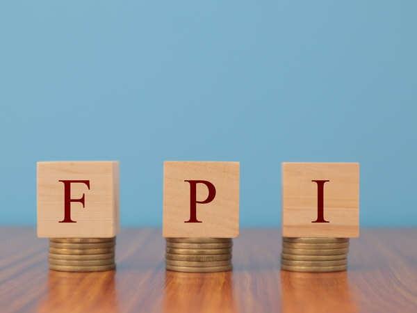 FPI ने नवंबर में 62000-Cr के रिकॉर्ड का संचार किया शुरू