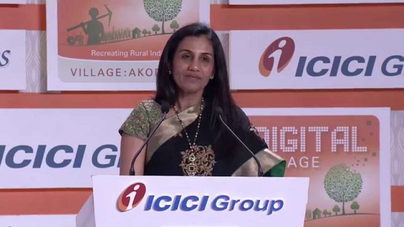 ICICI Bank CEO Chanda Kochhar resigns, Sandeep Bakshi replaces her