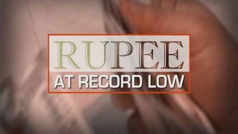 Rupee crosses 74 mark against US Dollar; now at 74.16