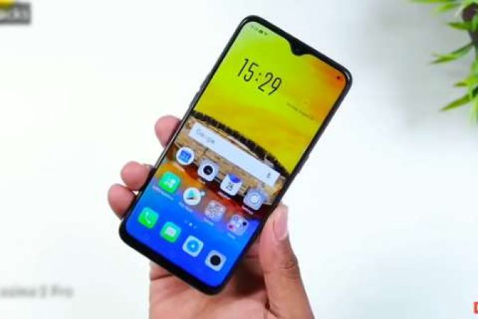 FLIPKART's Big sell : An exchange offer of Rs. 12,600 on REALME 2 PRO