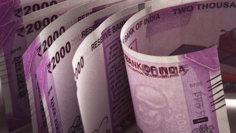 Rupee appreciated by 7 paise in early trade