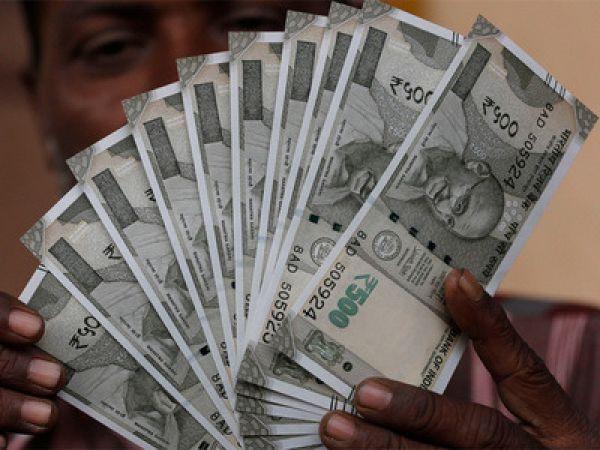 Rupee slips 24 paise against dollar