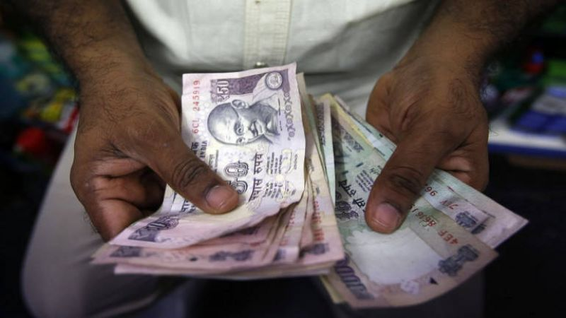 Indian rupee opens higher at 10 paise against dollar