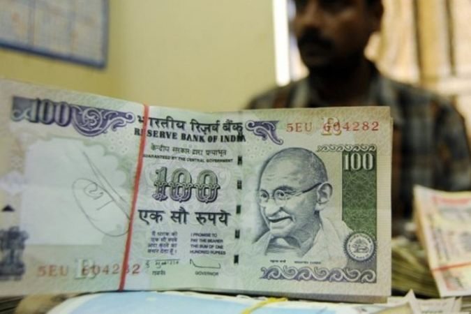 Indian rupee depreciated by 16 paise against dollar