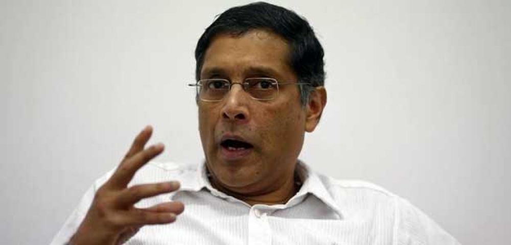 Arvind Subramanian said India has potential to grow between 8 and 10%