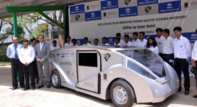 देश की सड़को पर जल्द ही दौड़ेगी स्वदेशी सोलर एनर्जी कार