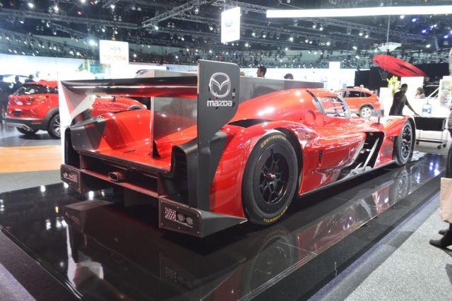 600 हॉर्स पावर के साथ Mazda ने लांच की नयी रेसिंग कार