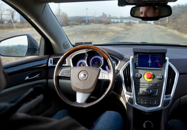 टेक्नोलॉजी : बिना ड्राइवर के यह कार करेगी सफर पूरा