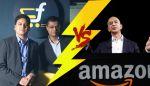 'Flipkart' wins over 'Amazon' in the festive sale of 'Diwali season'