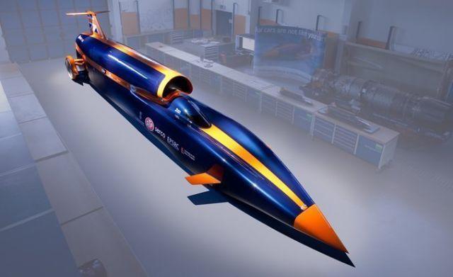 सामने आई धरती पर चलने वाली सबसे फ़ास्ट कार, स्पीड जान उड़ जायेंगे होश