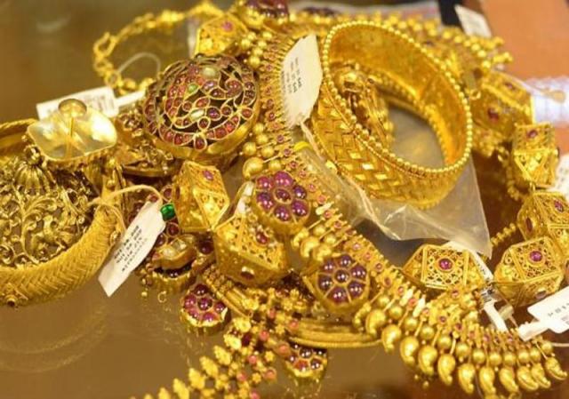 सर्राफा बाजार में सोने की कीमतों में आया उछाल