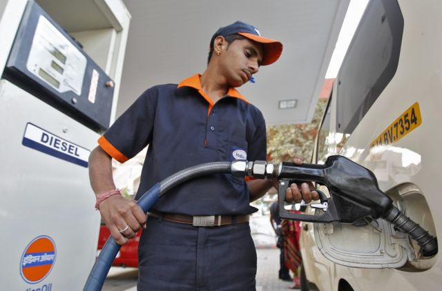 Petrol price up by Rs. 2.19/litre, diesel by 98 paise