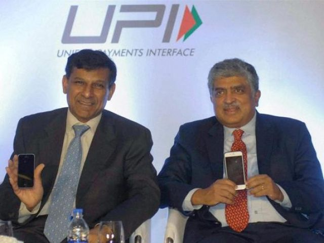 Raghuram Rajan projected Unified Payments Interface