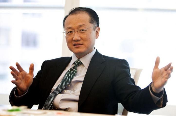विश्व बैंक प्रमुख ने की जन-धन योजना की तारीफ