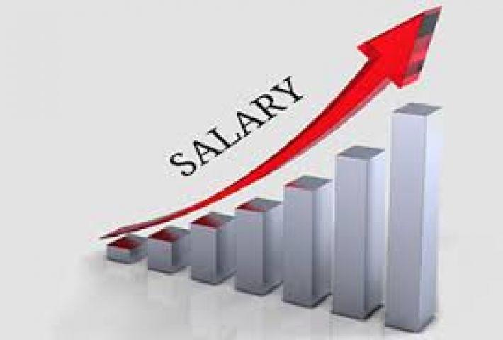 कर्मचारियों को मिलेगी 10.3 प्रतिशत की वेतन वृद्धि