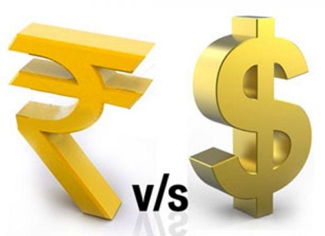 रूपये में नजर आई 9 पैसे की बढ़त