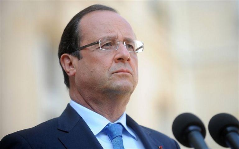ओलांद ने की फ़्रांस में आर्थिक आपातकाल की घोषणा
