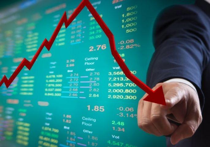 वैश्विक तौर पर शेयर बाजार में आई गिरावट