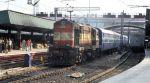 ट्रेनें रद्द होने से हुआ 5 करोड़ का नुकसान