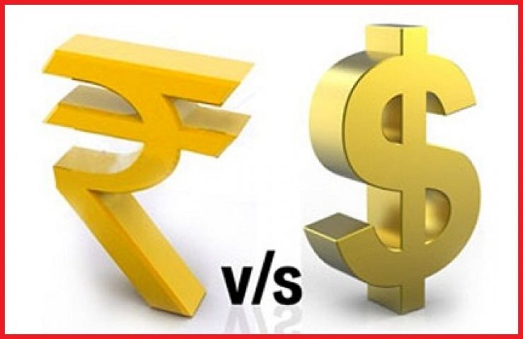 Rupee strengthened by 10 paise to 66.37 against the dollar