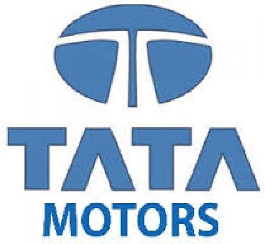 Tata Motors shares climbed up