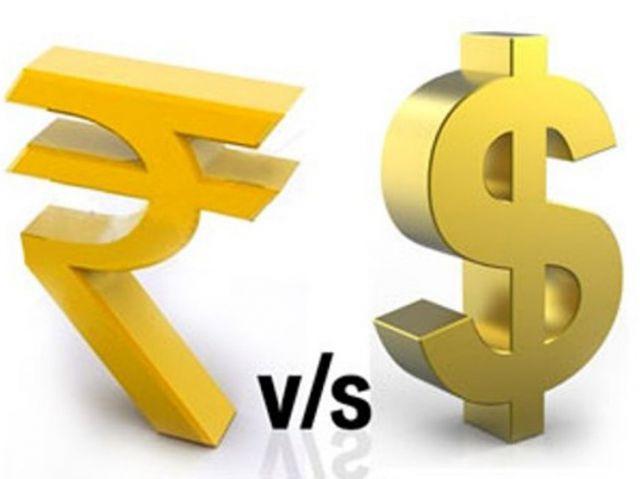 भारतीय मुद्रा का संदर्भ मूल्य 63.51 रुपये प्रति डॉलर