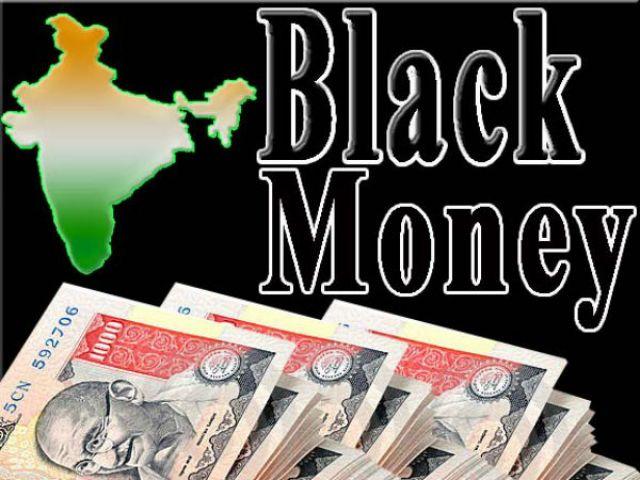 6 हजार करोड़ के रूप में काले धन का पर्दाफाश