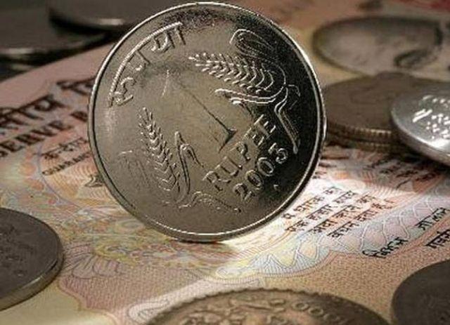 रुपए में 1 पैसे की मजबूती