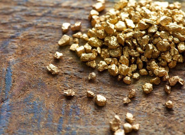 54 टन सोने का उत्पादन महज 8 महीनों में