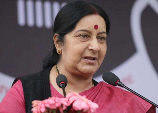 विदेश मंत्री सुषमा करेगी पीड़ित गुरप्रीत कि मदद