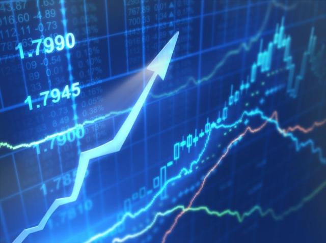 शेयर बाजारों में बढ़त