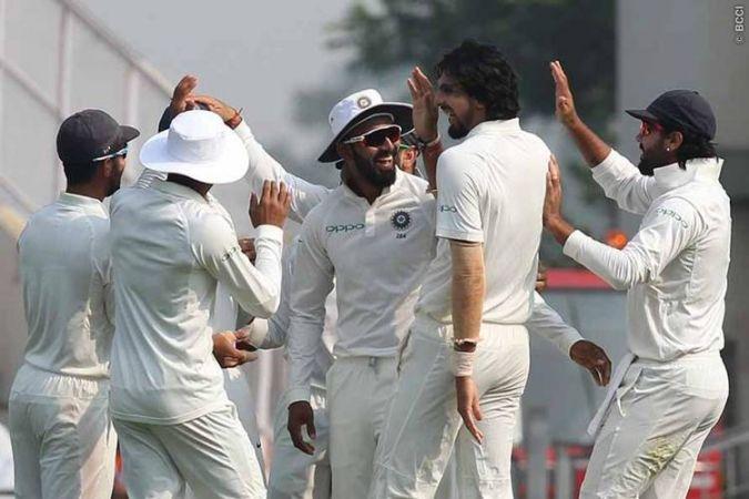 2nd DAY : भारत के 536 रन के जवाब में श्रीलंका 131/3