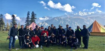 This is how IAS officers are trained, trekking of Himalayas