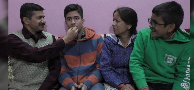 NDA परीक्षा में नैनीताल के शिवांश ने मारी बाजी