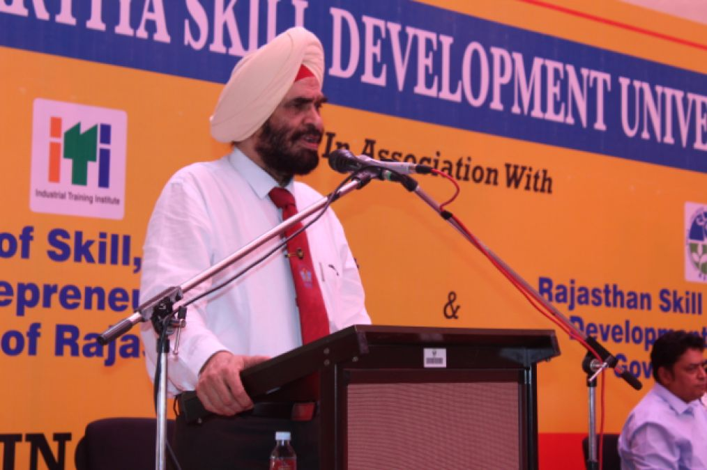 Bhartiya Skill Development University hosts 'ITI Principals' Summit -2019' for ITI principals across Rajasthan