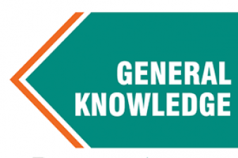 General Knowledge: These questions are important in terms of competitive exams.
