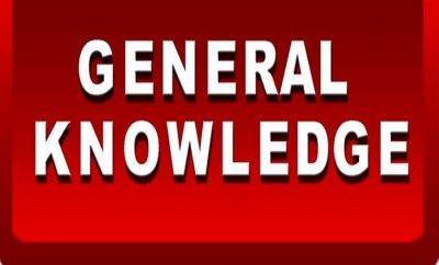 Important General knowledge question for government exam aspirants