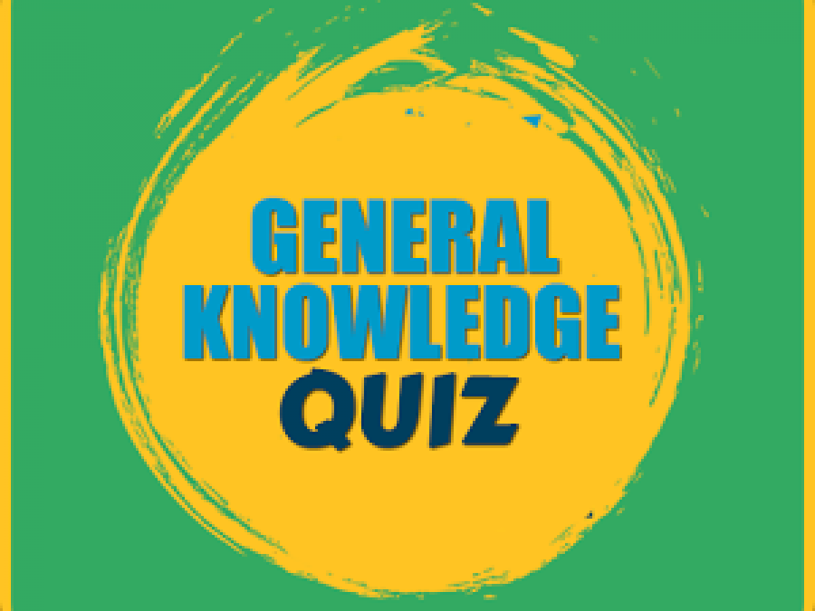 If you want to increase your 'general knowledge', then answer these questions