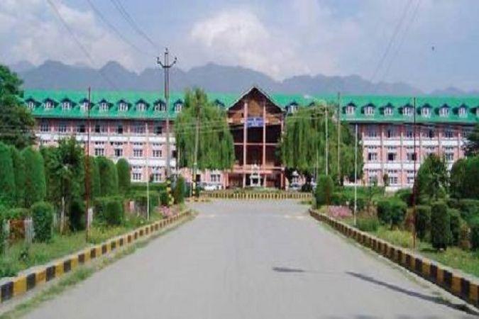 NIT Srinagar में फैकल्टी के पद है रिक्त, आकर्षक सैलरी