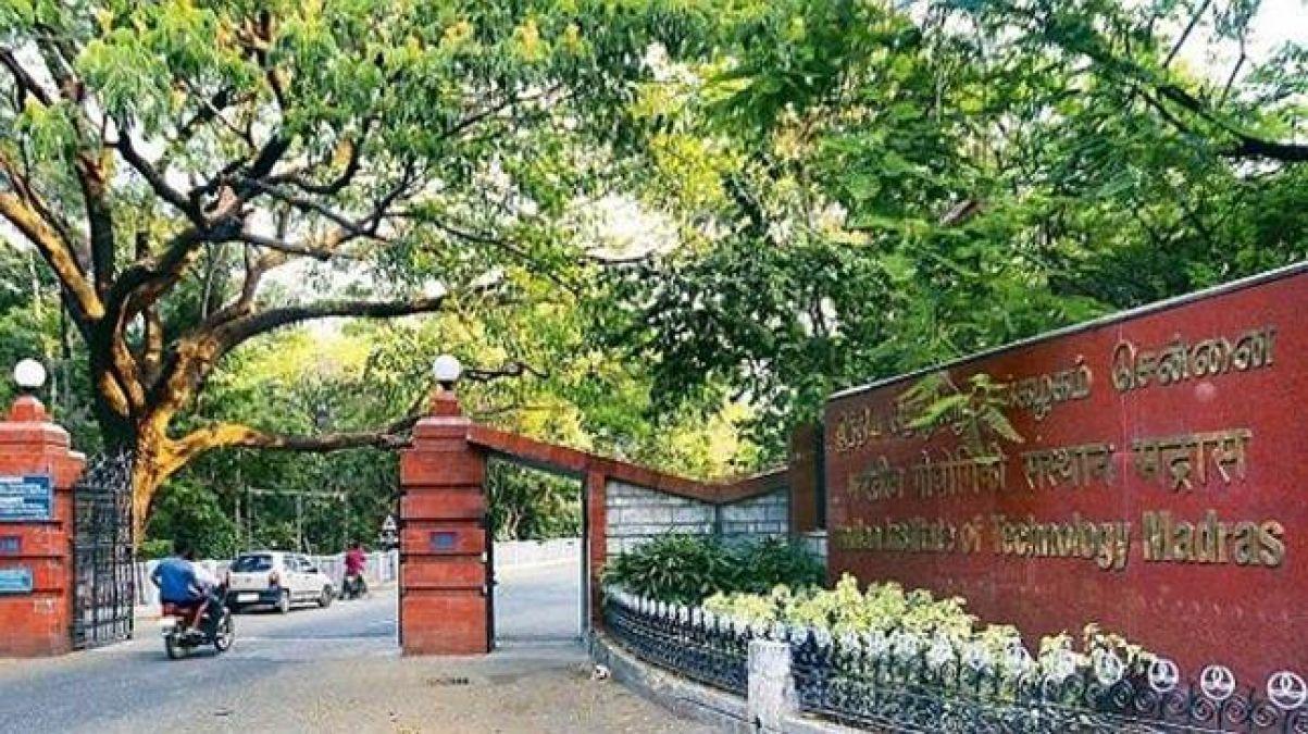 IIT Madras : वरिष्ठ परियोजना एडवाइजर के रिक्त पदों पर भर्ती, सैलरी 250000 रु