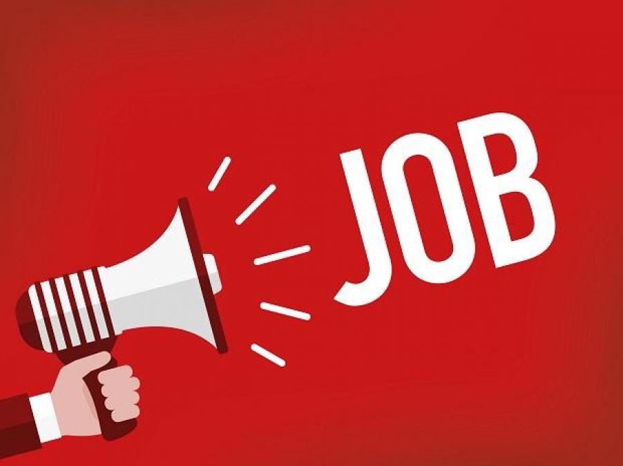 लैब सहायक के पदों पर भर्ती, सैलरी 10,000 रु