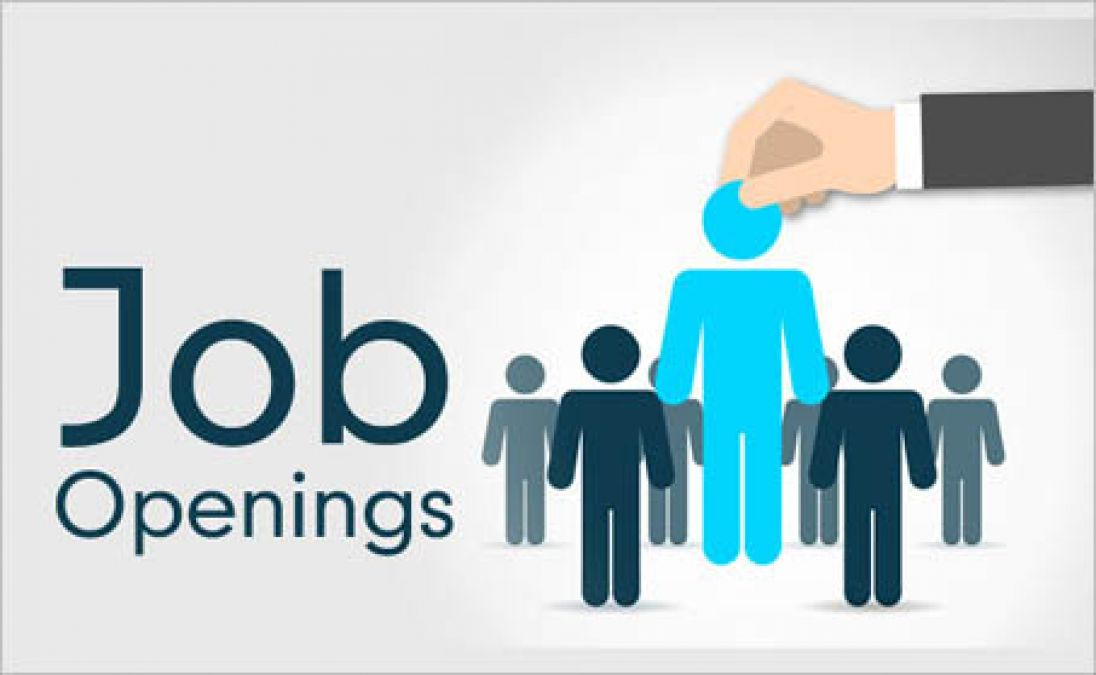 Job Opening for faculty posts, Salary rs 1 lakh